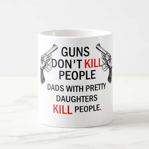 guns dont kill people people do essay Guns don't kill people, people kill people and other nonsensical rhetoric this research paper guns don't kill people, people kill people and other nonsensical rhetoric and other 64,000+ term papers, college essay examples and free essays are available now on reviewessayscom.