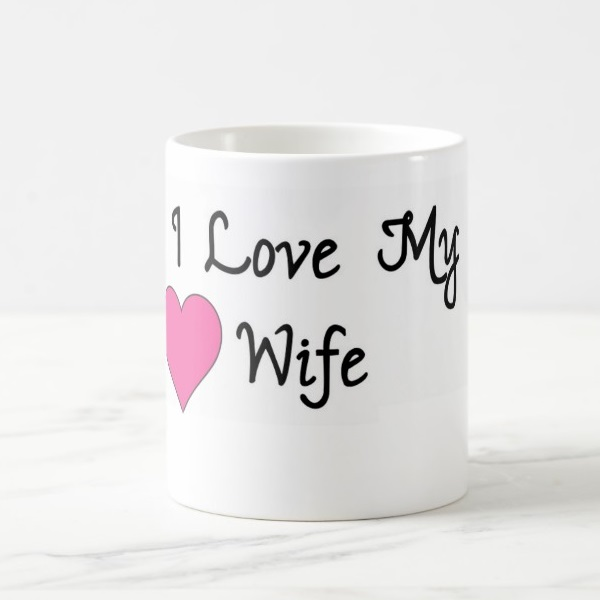 Skodelica I Love My Wife 01